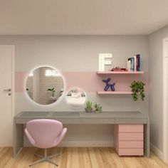 dream rooms for adults ; dream rooms for women ; dream rooms for couples ; dream rooms for adults bedrooms ; dream rooms for adults small spaces Bedroom Decor For Teen Girls, Girl Bedroom Designs, Teen Room Decor, Small Room Bedroom, Home Office Decor, Home Decor, Diy Bedroom, Bedroom Desk, Bed Room