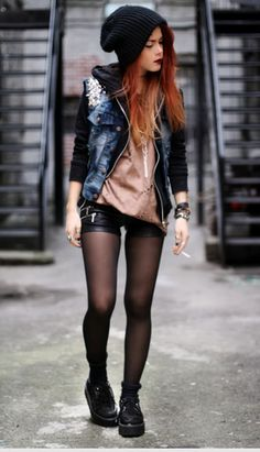 might work on my legs for this style this summer