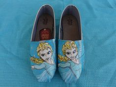Hey, I found this really awesome Etsy listing at https://www.etsy.com/listing/193990570/hand-painted-frozen-elsa-shoes-womens