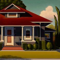 "R. Kenton Nelson | ""Service Porch"", 2012."