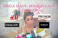 HAUL MAQUILLAJE Y BELLEZA VERANO 2016 | COMPRAS PRIMOR, KIKO, H&M, BEAUT...