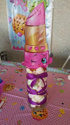 Shopkin Birthday party centerpiece..