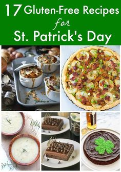 17 gluten-free St. Patrick's Day recipes