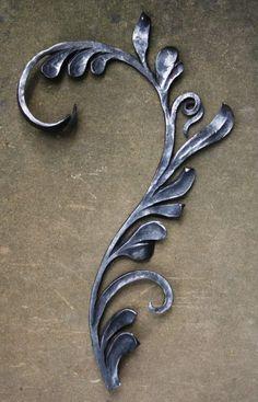 кованые аканты, цветы. Welding Shop, Welding Art, Aluminum Can Crafts, Metal Crafts, Metal Worx, Blacksmith Projects, Iron Art, Metal Projects, Iron Decor