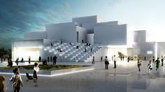 """BIG Unveils Its Plan For LEGO's New """"Experience Center"""" 