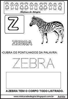 Lindo Bichonario Para Alfabetizacao Imprimir E Colorir Mistura De