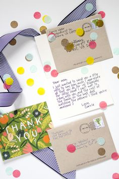 Bringing Back Creative Snail Mail | Dream Green DIY + @Postable