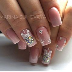 50 Winter Nail Art Designs 2019 Related posts: Special nail art designs that stimulate your winter mood 49 Outstanding Vacation Winter Nails Art Designs 2019 Winter Nail Designs you need … Nail Art Pastel, Nail Art Cute, Cute Nails, Pretty Nails, Christmas Nail Art Designs, Winter Nail Designs, Disney Nail Designs, Xmas Nails, Holiday Nails