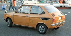 Suzuki Fronte LC10W  初めての自分の車です