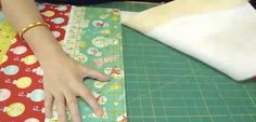 How to quilt as you go ~ Jenny MSQC