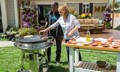 Evo in action on the Hallmark Channel's Home & Family Show