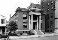 HISTORY LESSON: Lockyear College in Evansville, Indiana