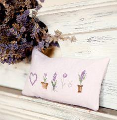 Lavender Sachet. $25.00, via Etsy.