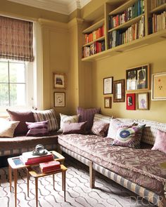 If Allegra Hicks adopted me, this is the room I would stay in all day.  So peaceful and cozy.