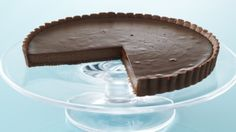 How to make the perfect Tarte au Chocolat by Anna Olson on Food Network UK.