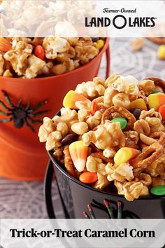 Halloween Treats For Kids, Halloween Dinner, Halloween Goodies, Halloween Desserts, Corn Recipes, Fall Recipes, Holiday Recipes, Fall Treats, Holiday Treats
