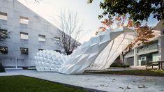 Galeria de Os melhores projetos universitários do mundo construídos por nossos leitores - 134