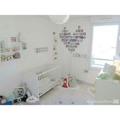 Tapis NIMBUS GRIS - NATTIOT {BLOG} Un peu de deco sur le blog avec la présentation de la chambre de la Mlle avec les liens des différentes boutiques. #lavieordinairedunebretonne #surleblog #blogdeparents #blogdemaman #blogueuse #blogueuseduvar #blogueusedusud #mumeuse #chambreenfant #chambre #decoration #ikea #LaCaseDeCousinPaul #berceaumagique #printic #polaroid #lapincretin #MrFox #filedanstachambre #bebesurfeur #nattiot #tapis #nuage #chambrebebe #vertbaudet