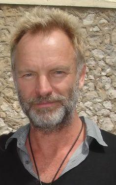 Sting-aging like a fine wine.