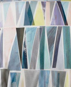 print & pattern blog - Adairs 'Malmo' - geo bed linen