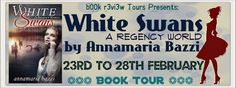 Kay LaLone : White Swans A regency World By Annamaria Bazzi