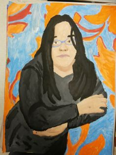 Mr. MintArt: Selfie: Kehinde Wiley style Portraits.