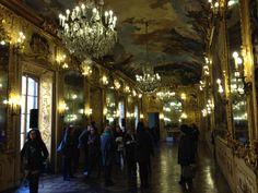 WAAM a Palazzo Clerici.  Milano sorprendente www.waamtours.com