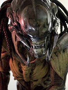 The Hybrid Predalien from Alien vs Predator Requiem (AVPR) 2007.