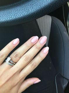 gel nägel ideen OPI Bubble Bath Gel Maniküre - How To Choose the Pe French Manicure Gel, French Nails, Manicure Y Pedicure, Natural Manicure, French Manicures, Manicure Ideas, Nails Opi, Pink Nails, Shellac