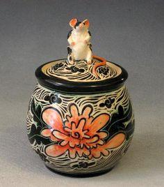 lucky-rabbit-pottery.jpg (395×450)