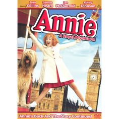 Annie: A Royal Adventure, Movies