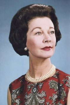 Vivien Leigh 1960s
