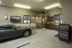 Garge and Shed - traditional - garage and shed - minneapolis - by Bob Michels Construction, Inc.