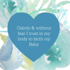 Why Positive Birth Affirmations are so Powerful - Birth Baby and Beyond Pregnancy Affirmations, Birth Affirmations, Pregnancy Labor, Pregnancy Quotes, Pregnancy Advice, Birth Doula, Baby Birth, Birth Quotes, Baby Quotes
