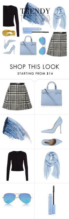 """tweed"" by thoughtandfashion ❤ liked on Polyvore featuring Jill Stuart, Kurt Geiger, Sisley - Paris, Norma J.Baker, Nordstrom, Ray-Ban, Bling Jewelry, women's clothing, women and female"
