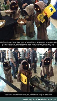 Excellent cosplay!
