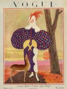 vogue september 1924