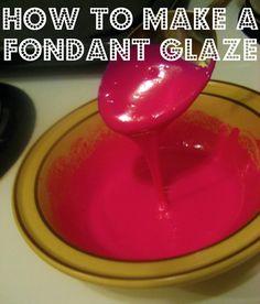 Fondant Glaze                                                                                                                                                                                 More