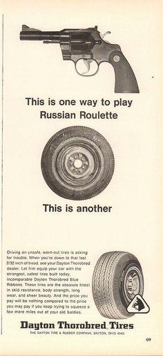 1966 Dayton Tire Advertisement Newsweek April 18 1966 | Flickr - Photo Sharing!