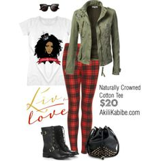 """""""Styling Naturally Crowned"""" #naturalhairtshirt"""