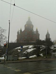 Uspenski Cathedral, Helsinki, Finland (February 2014)