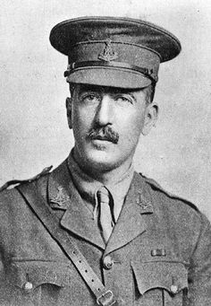Major Stewart Walter Loudoun-Shand VC 10th Bn Yorkshire Rgt(8.10.1876/1.7.1916). Educated Dulwich Coll. Volunteered during Sec. Boer War 1899/1902. VC awarded for action nr. Fricourt, France, WWI on the First Day of the Somme, although mortally wounded he kept on encouraging his men until his death. He is buried in Norfolk Cemetery, Becordel-Becourt; grave ref: I. C.77