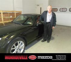 I found my dealings with Rick Firmani to be most helpful and enjoyable is was a pleasure to buy my Miata from him. If the dealership holds to his high standards it will be great dealing with Monroeville Madza. - James Frysinger  Wednesday, March 13, 2013