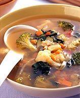 Zero POINTS Value Vegetable Soup Recipe by SINFULLYSWEET1 via @SparkPeople
