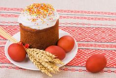 Ukrainian cooking: Easter Kulich