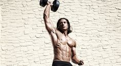 Chisel out the Avenger's physique with the official routine from his trainer for the Marvel films. http://papasteves.com