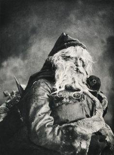 The Photographic Times: 1893: June-December. Photographer: Emilie Clarkson Title: Santa Claus