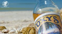 Foxy's Firewater Rum. These are the models I shoot on the beach! #rum #BVI