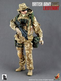 1/6 British Army