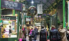 The Best Things to See and Eat Whilst Exploring London's Borough Market | This Girl Loves